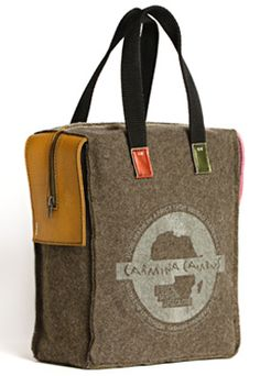 100% Made in Africa  by Carmina Campus #ecofashion #modaetica
