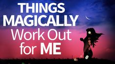 Abraham Hicks ~ Things Will Magically Work Out For Me Meditation, Abraham Hicks Quotes, Positive Affirmations, Law Of Attraction, Bible Verses, Youtube, Wisdom, Positivity, Workout
