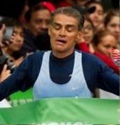 Los Mejores Maratonistas Mexicanos  El # 9 Martin Pitayo