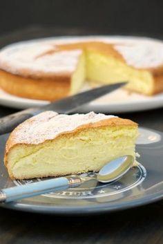 Gâteau de Savoie léger et moelleux