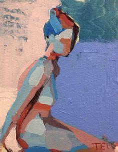 Billedresultat for holly irwin paintings Action Painting, Figure Painting, Painting & Drawing, Painting Inspiration, Art Inspo, Art Moderne, Figurative Art, Art Drawings, Pencil Drawings