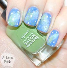 A Little Polish:  #nail #nails #nailart