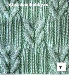 KNIT PATTERN FOR NL | Free Knitting and Crochet Patterns