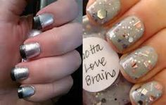 new year's eve nail design ideas - Bing images