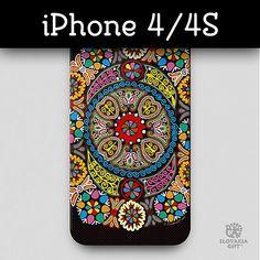 Kryt na iPhone 4 4S Detva by SlovakiaGift - SAShE.sk - Handmade Na 0de91df2b4a