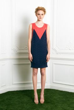 Cacharel Resort 2013 Collection Slideshow on Style.com