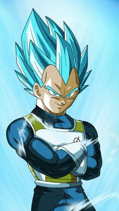 Dragon-Ball-Vegeta-3Wallpapers-iPhone-Parallax
