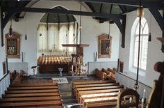 Nederlands Hervormde Kerk te Nieuwe-Tonge. Kerk waar ik ben gedoopt, net als mijn broers en zussen, mijn vader en zijn familie.