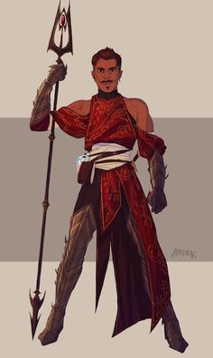 endrae: Colored the earlier Tevinter inspired designs! -- http://holyshitdragonage.tumblr.com/post/130723628901/endrae-colored-the-earlier-tevinter-inspired