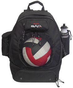 Great volleyball bag. Volleyball Workouts, Volleyball Outfits, Volleyball Pictures, Volleyball Team, Beach Volleyball, Softball, Volleyball Accessories, Volleyball Equipment, Volleyball Skills