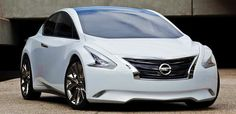 Nissan Altima Coupe Concept - Need. Want. NOW!!!