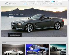 Trendwende bei Daimler: Mercedes-Benz konsolidiert die Online-Kommunikation.