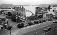 Central Lechera Murciana en Noviembre 96. Pedro Martínez