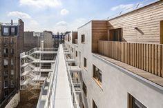 LESS | NOMINATION A L'EQUERRE D'ARGENT 2016 ET LAUREAT DES ARCHIDESIGNCLUB AWARDS 2017 – CATEGORIE PROGRAMMES MIXTES - aavp architecture - vincent parreira architecte dplg