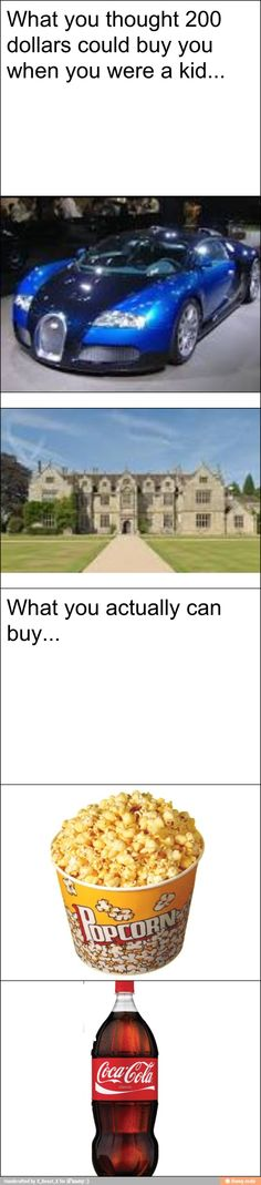 Expensive things / iFunny :)