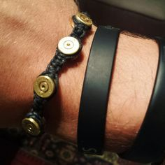 Order it now! The bullet bracelet available in my Etsy shop at https://www.etsy.com/il-en/listing/473612992/bullet-bracelet  #bracelet#cuff#bullet#shell#army#military#steampunk#jewelry#gift#idea#handmade#etsy#men#women#girlfriend#boyfriend#present#wax#cotton#paracord#guy#cool#birthday#fashion#style