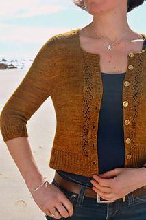 Ravelry: Melaine pattern by Julie Partie Knitting Stitches, Hand Knitting, Knitting Patterns, Cardigan Pattern, Knit Cardigan, Knit Sweaters, Yarn Inspiration, Work Dresses For Women, Knit Picks