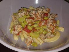 Ricetta Caserecce Con Fave E Salsiccia - Cuor di Cucina