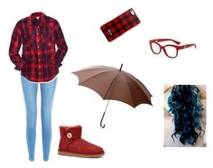 """""""#Favorite"""" by taylorisawesome333 on Polyvore featuring Dolce&Gabbana, Gucci, Aéropostale and UGG Australia"""