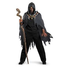 Igwt The Acolyte Mens Large Costume #ad | Shopping For Me | Pinterest | Costumes  sc 1 st  Pinterest : dark wizard costume  - Germanpascual.Com
