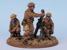 Medium Mortar (Perry Miniatures)