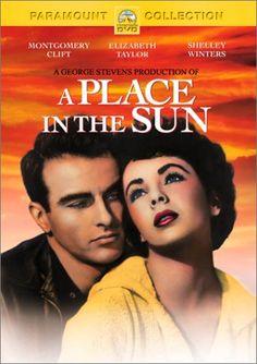 A Place In The Sun, 1952 Academy Awards (Oscars) Best Film Editing winner, William Hornbeck #Oscars #AcademyAwards  #GoodMovies #Movies