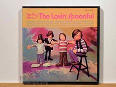 The Styrous® Viewfinder: 101 Reel-to-Reel Tapes 79: The Lovin' Spoonful ~ The Very Best of The Lovin' Spoonful