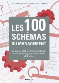 Les 100 schémas du management. La matrice BCG, les 5 forces de Porter, la roue de Deming, la carte des alliés... et 96 autres