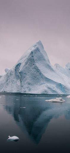 Beautiful Iceberg in West Greenland / Edited with Presetbase Lightroom Presets: www.presetbase.com