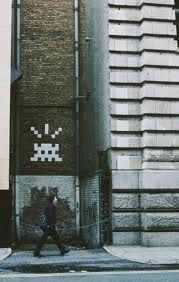 invader street art - Google Search