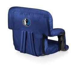 NBA Ventura Portable Reclining Stadium Seat Navy - 618-00-138-064-4, Picnic Time