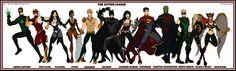 The Justice League Redesigned by Femmes-Fatales.deviantart.com on @deviantART