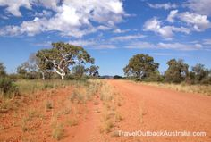 The Sandy Blight Track, remote Western Australia. More #outback magic