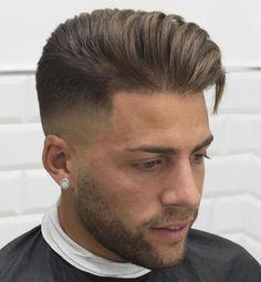 Uma bela coleção de cortes de cabelo dos homens !!!