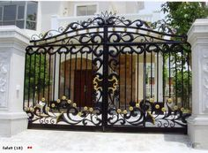 Beautiul and luxury gate that is galvanized... | Trade Me