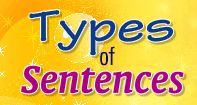 A sentence is a set of words that makes complete sense. This educational not only explains kids what a sentence is, but also explains them about the four types of
