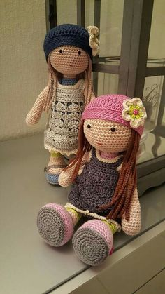Doll lilly kooppatroon van ravelry.