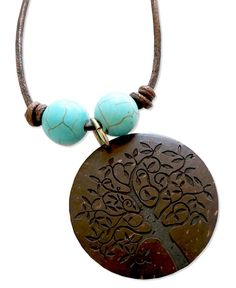 Etched Tree of Life Necklace #SFPinGoodVibes Re-Pin your fave outfits, accessories, and jewelry to enter to win a $100 gift card or one of two $25 gift cards! Contest ends 12/4.