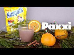 Ζεστή σοκολάτα με άρωμα πορτοκάλι - Paxxi 1min C61 - YouTube