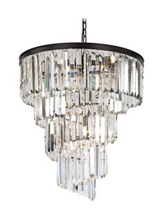 Palacial 9-Light LED Chandelier by Artistic Home