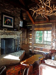 a cozy rustic cabin in the mountains sapphire north carolina with all the modern conveniences