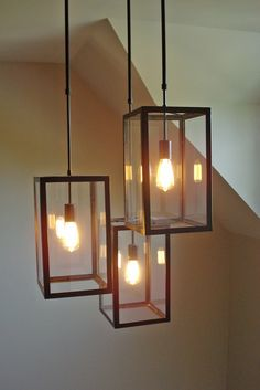 Lampshades, Pendant Lighting, Dining Room, Ceiling Lights, Drawings, Interior, Diy, House, Furniture