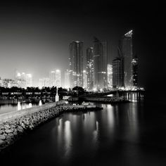 Gray scale Urban Photography by Angelreich