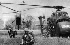 Sharing Vietnam War Stories