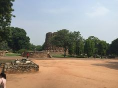 The unfinished Alai Minar http://t.co/NrdlxfZf7m http://t.co/TFYn6GaLXt #WhereStonesSpeak  My ode to Delhi's First City
