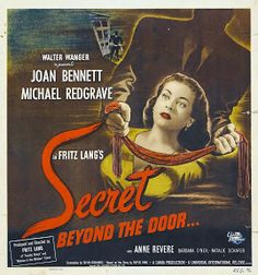 Le Secret Derrière la Porte - Secret Beyond the Door - Fritz Lang (1947)