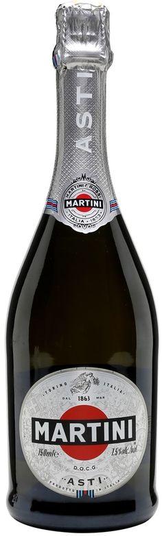 """""""Martini Asti"""" Moscato Bianco NV - Casa Martini & Rossi, Pessione, Chieri (TO), Italia------------Terroir: Asti DOCG, Piemonte - Italia---------Método Charmat"""