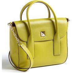 Kate Spade New York New Bond Street Florence Leather Satchel Bag