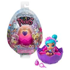Hatchimals Pixies, Collectible Doll & Accessories (Styles May Vary), for Kids Aged 5 & Up Toys For Girls, Kids Toys, 5 Kids, Children, Touch Love, Up Styles, New Toys, Doll Accessories, Gifts For Kids