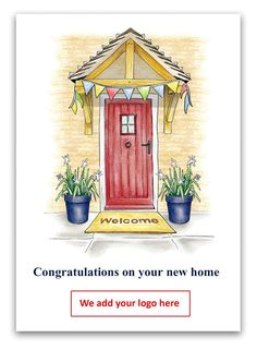 9 best welcome home cards images on pinterest welcome home cards greetings card for letting agents to send to tenants when they move in m4hsunfo
